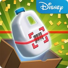 New from Disney - Disney Checkout Challenge (good Android apps for kids)