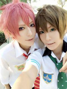 真貴 - Tama and Ataito(小蛋☆小提) Kisumi Shigino, Makoto Tachibana Cosplay Photo - WorldCosplay