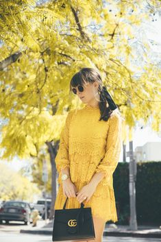 Mustard for Spring  | Jenny Cipoletti of Margo & Me