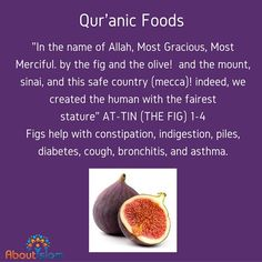 Why are figs so healthy? Here is why: