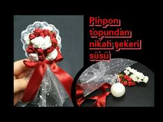 Pinpon topundan nikah şekeri yapımı