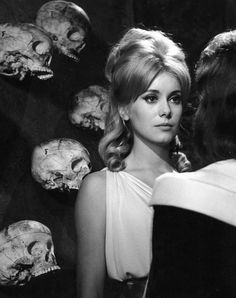 Catherine Deneuve in Vice and Virtue (1963, Roger Vadim) my definition of beauty