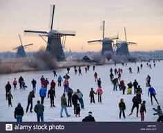 Image result for winter in holland