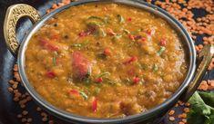 Bengali Dhal_web Indian Lentil Dish, Indian Dishes, Bangladeshi Food, Bengali Food, Curry Recipes, Vegetarian Recipes, Cooking Recipes, Vegetarian Curry, Slow Cooking
