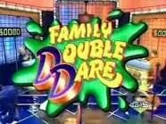 Family Double Dare. Alway wanted to be on this! Haha.