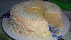 Receita de bolo de leite de coco – bolo pega marido