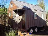 Inside Americas first tiny house hotel: Spend a weekend relaxing in a trio of redecorated trailers compete with fire pit, chairs, and a hammock for the authentic hipster getaway - http://celeboftea.com/inside-americas-first-tiny-house-hotel-spend-a-weekend-relaxing-in-a-trio-of-redecorated-trailers-compete-with-fire-pit-chairs-and-a-hammock-for-the-authentic-hipster-getaway/