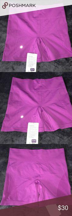 Lululemon shorts Purple Lululemon yoga/workout shorts NWT lululemon athletica Shorts