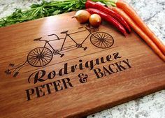 Personalized Wedding Party favors and gifts Custom Engraved Wooden Cheese Board, Wood chopping Board, bamboo cutting boards