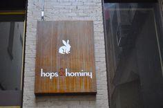 Hops and Hominy #sanfrancisco San Francisco Restaurants, Bay Area, Bunnies, Concept, Home Decor, Decoration Home, Room Decor, Home Interior Design, Rabbit