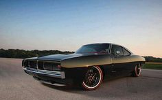 Oh yes!!! Now that's a muscle car!!