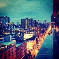 Rather than watching the city pass you by, why not be a part of it? #NYC