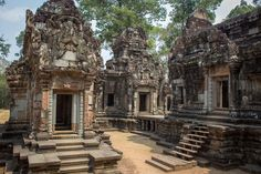 thommanon, angkor temples, cambodia, siem reap, visiting angkor, best temples