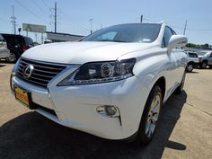 Lavish Lexus! Want Envious Stares? Drive Home in This Exceptional Pearl White 2013 #Lexus RX 350 FWD #SUV with Leather; Heated & Cooled Seats; NAVI; Sunroof; Backup Cam; Power Liftgate, Just 37K & a Clean CARFAX for Only $26,990! -- http://www.hertelautogroup.com/2013-Lexus-RX350/Used-SUV/FortWorth-TX/9604644/Details.aspx  --- https://youtu.be/87E0r2vht78  #lexusrx #lexusrx350 #luxurysuv #toyotahighlander