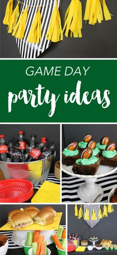 Planning a party for the BIG game? Have the Home Party Advantage with these tips and tricks! #HomeBowlParty [ad]