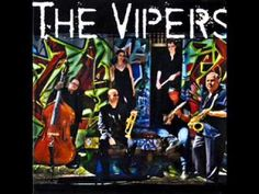 The Vipers - I'd Rather Go Blind