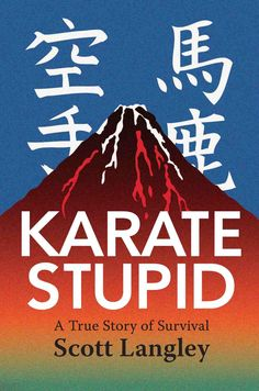 One of 5 foreigners to complete The Japanese Instructors' Karate Course Scott was EXPELLED because of this book