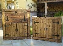 67 mejores imágenes de MUEBLES RUSTICOS | Recycled furniture ...