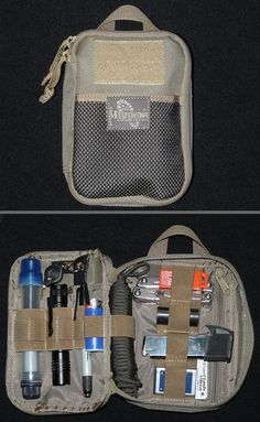 Packing an EDC kit is a good way to keep important survival gear with you at all times; especially when using a larger Get Home Bag isn't an option.