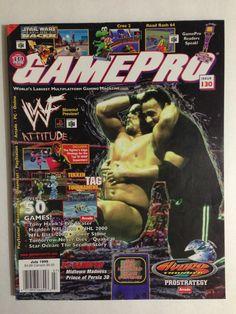 Gamepro July 1999