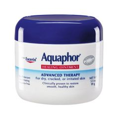 12 Drugstore Beauty Products Every Woman Should Own - Aquaphor Healing Ointment - from InStyle.com
