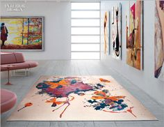 23 Dynamic New Flooring Products to Energize Any Space | Freedom rug in…