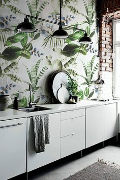 WALLPAPER CACTUS MADE TO MEASURE If you already know which wall you want to cover it is sometimes easier and cheaper to order the wallpaper made to your measurements. Is your wall smaller than 2.60 meter heigth and 4 meter width? Then the price is as mentioned. Is your wall