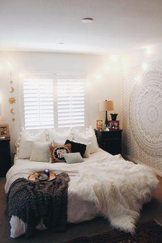 Silver Gypsy Goddess Mandala Tapestry - Home Decor Cozy Bedroom, Home Decor Bedroom, Girls Bedroom, Living Room Decor, Bedroom Ideas, Master Bedroom, Bedroom Styles, Bedroom Designs, Bedroom Furniture