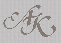 Fancy Letters, Initial Letters, Monogram Design, Monogram Logo, Wedding Logos, Wedding Card, Stylish Alphabets, Hand Embroidery Patterns Flowers, Dp Photos