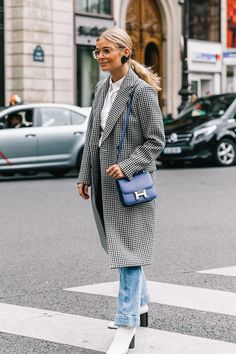 What is the most stylish way to get dressed for winter? Here are the best winter jacket outfits from the street style scene.