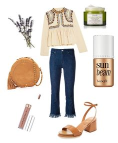 """""""City market"""" by marleigh-erin on Polyvore featuring 7 For All Mankind, Isabel Marant, Jérôme Dreyfuss, Tod's, Benefit and Fresh"""