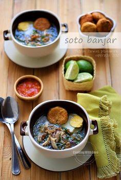 Soto Banjar (Indonesian Food)