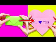 (242) 20 SIMPLE VALENTINE'S CRAFTS FOR YOUR LOVED ONES - YouTube