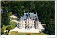 bagnoles de l orne -- tesse la madeleine le chateau ..... ( 2 scanne -- réf 17 526 ) - Delcampe.net