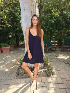 Perfect Dress Navy from TYSADESIGNS