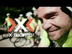 First public test of the new X-BIONIC® Effektor bikegear.