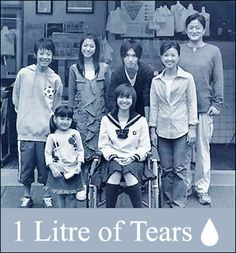 1 Litre of Tears. (Drama)