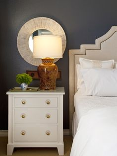 Bedside Table from Domicile Interior Design