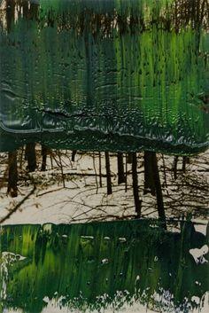 Ohne Titel (13. Nov. 2000) Untitled (13 Nov 2000) 2000 15 cm x 10.1 cm Oil on colour photograph