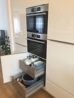Unsere neue Küche ist fertig. Der Hersteller ist: Häcker - 4030 - Stilrichtung: Moderne Küchen - Datum der Fertigstellung: November 2015