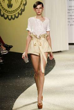 2013春夏オートクチュールコレクション - ウリヤナ・セルギエンコ(ULYANA SERGEENKO)ランウェイ コレクション(ファッションショー) VOGUE JAPAN