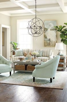 8 Endless Cool Ideas: Coastal Living Room With Tv coastal crafts texture.Coastal Living Room On A Budget. Home Living Room, Farm House Living Room, Interior, Home Decor, House Interior, Coastal Decorating Living Room, Pretty Living Room, Interior Design, Home And Living