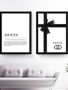 Fashion illustration print/Fashion Wall Art/Brand Info Print/Combo Set/Black and White/Glamorous prints/Glamor/Fashion prints Fashion Wall Art, Fashion Prints, As You Like, Just In Case, Frame Download, International Paper Sizes, Etsy App, All Design, Gucci