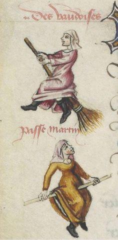 « Le Champion des Dames, » par « MARTIN LE FRANC, prevost de l'église de Lausane. » (1440).  Date d'édition :  1401-1500  Français 12476  Folio 105v