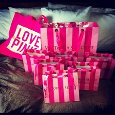 Love pink. ♡
