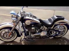 2014 Harley-Davidson CVO Softail Deluxe at CrossRoads Harley-Davidson in Wilkesboro, NC http://crossroads-hd.com