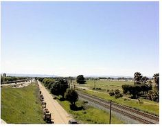 The Union Pacific Railroad planned track expansion led to a search for better alternatives. Davis, CA