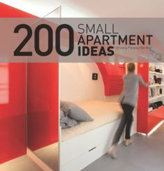 200 Small Apartment Ideas by Cristina Benitez. $36.67. Publisher: Firefly Books (August 16, 2012). 800 pages. Publication: August 16, 2012