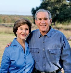 Tour the George W. Bush Presidential Library in Dallas Visit the White House under President George W. Bush An architectural tour of the nation's Presidential Libraries Interior designer Sara Story's refined Texas retreat