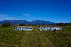 Rugged Horizon - Montana Wedding Ceremony